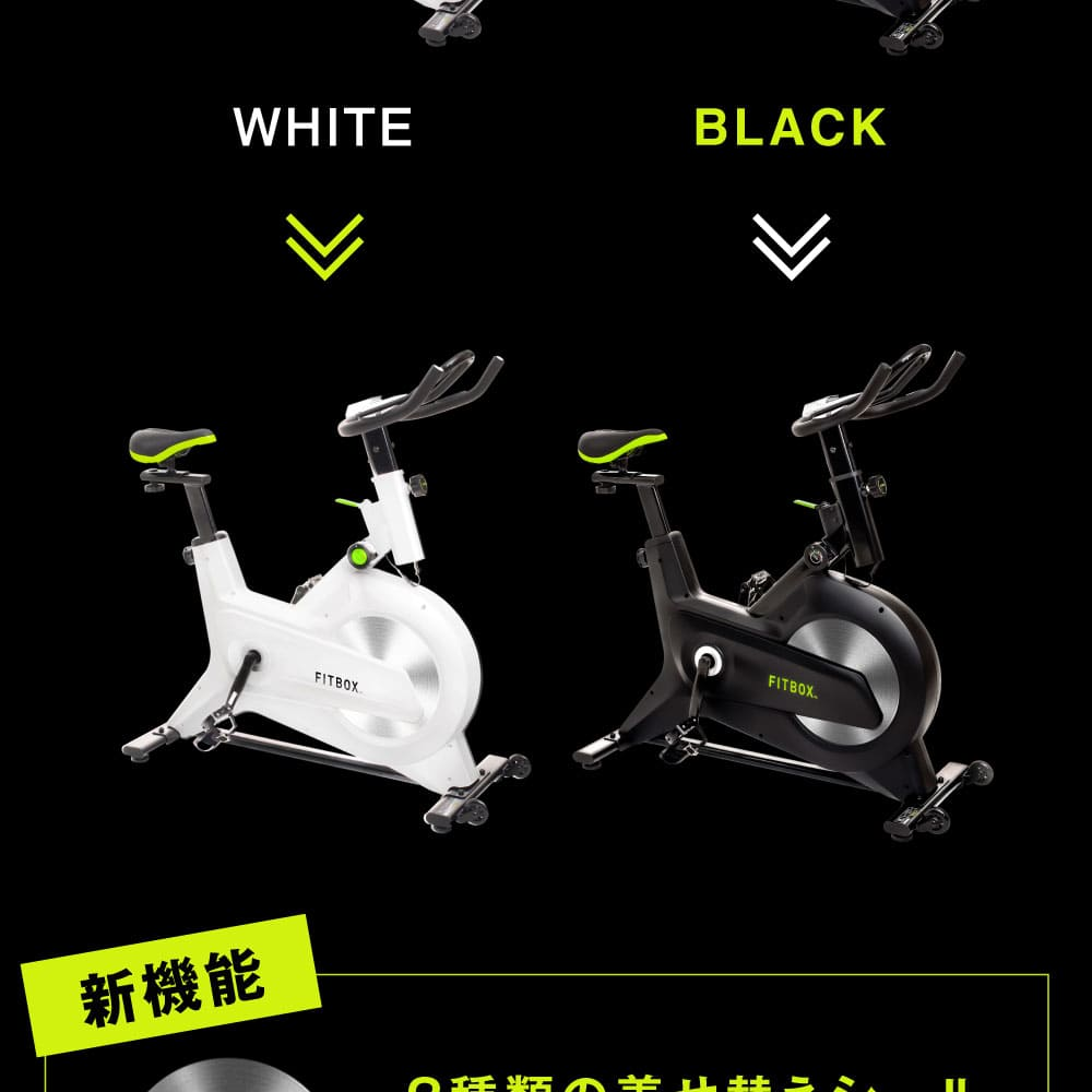 FITBOX × SENSOR × METHOD